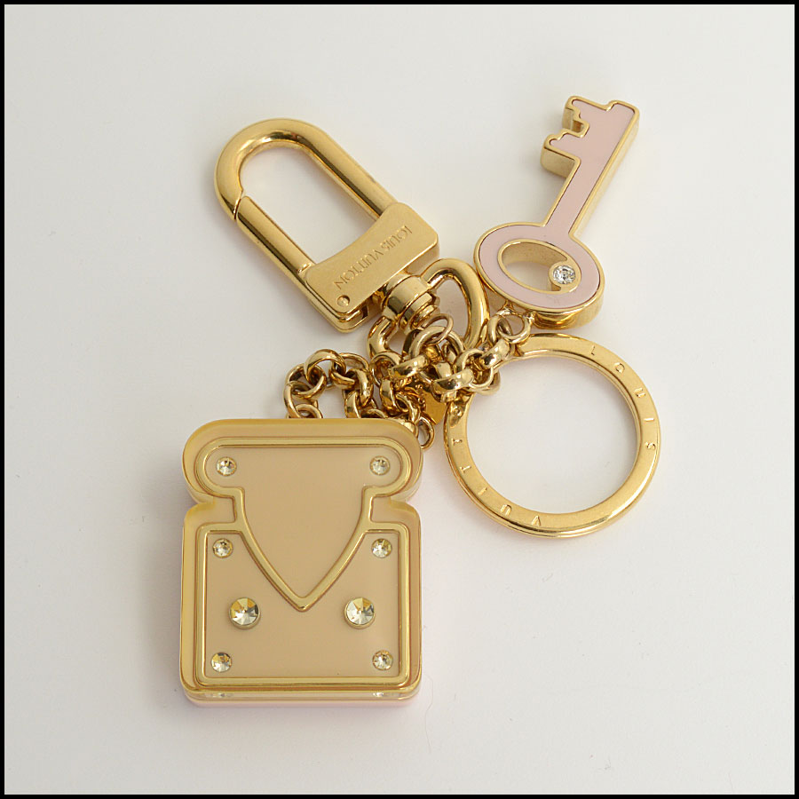 RDC10066 Louis Vuitton Lock Key