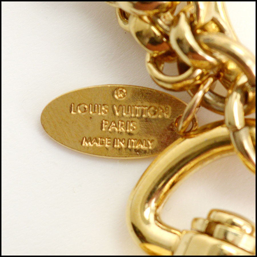 RDC10066 Louis Vuitton Lock Key tag