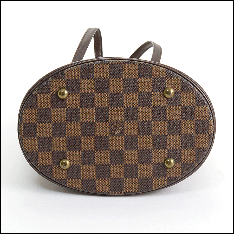 RDC11125 Louis Vuitton Damier Ebene Marais Bucket w/Pouch bottom