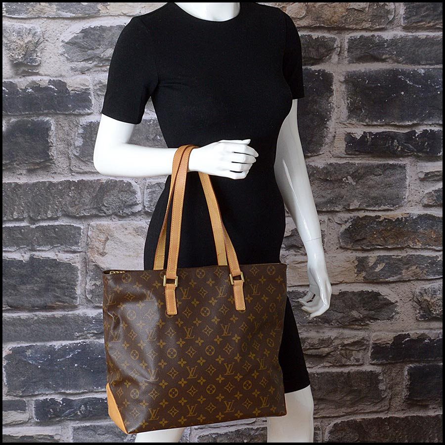 RDC11196 Louis Vuitton Monogram Cabas Mezzo Tote model