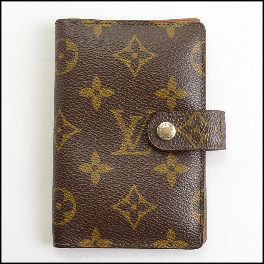 RDC11194 Louis Vuitton Monogram Agenda Cover PM Card Holder