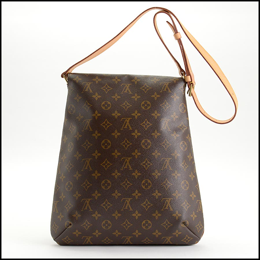 RDC11219 Louis Vuitton Monogram Musette Salsa GM Crossbody back