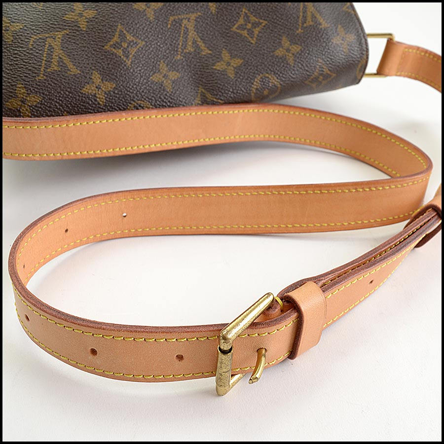 RDC11219 Louis Vuitton Monogram Musette Salsa GM Crossbody handle