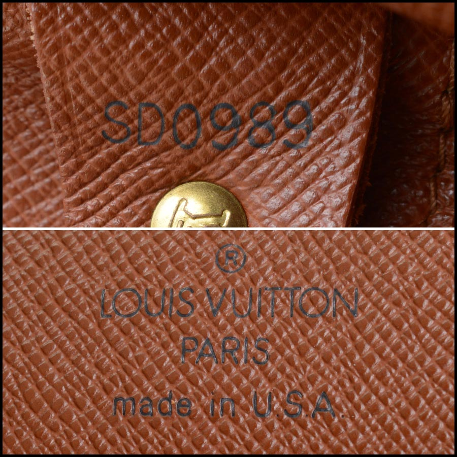 RDC11219 Louis Vuitton Monogram Musette Salsa GM Crossbody tag