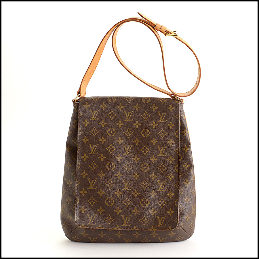 RDC11296 Louis Vuitton Monogram Musette Salsa GM Bag