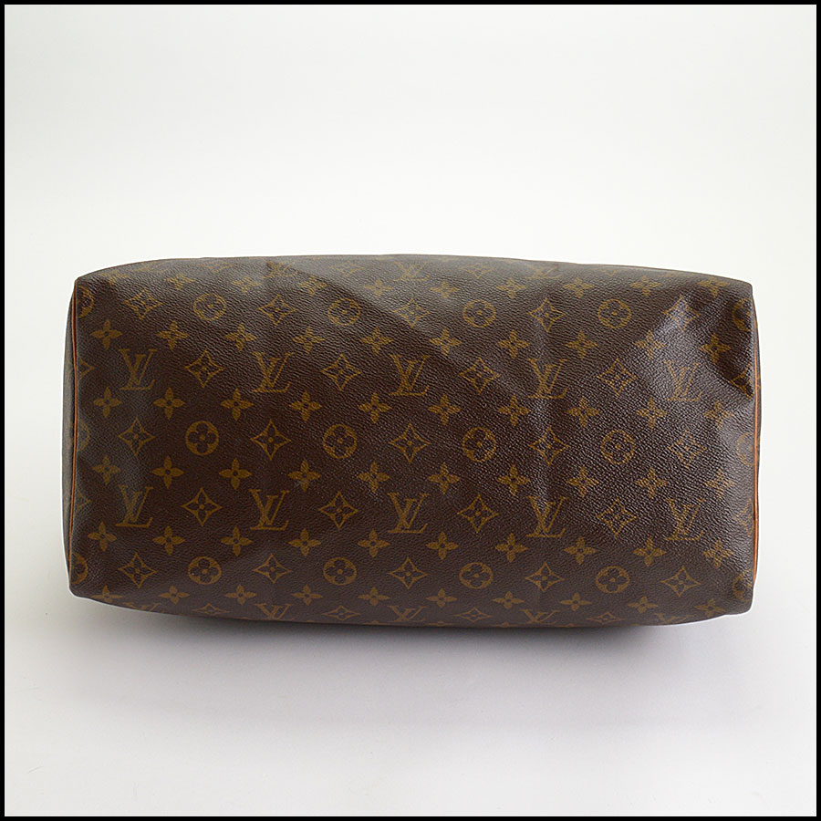 RDC10404 Louis Vuitton LV Monogram Speedy 40 Bag bottom