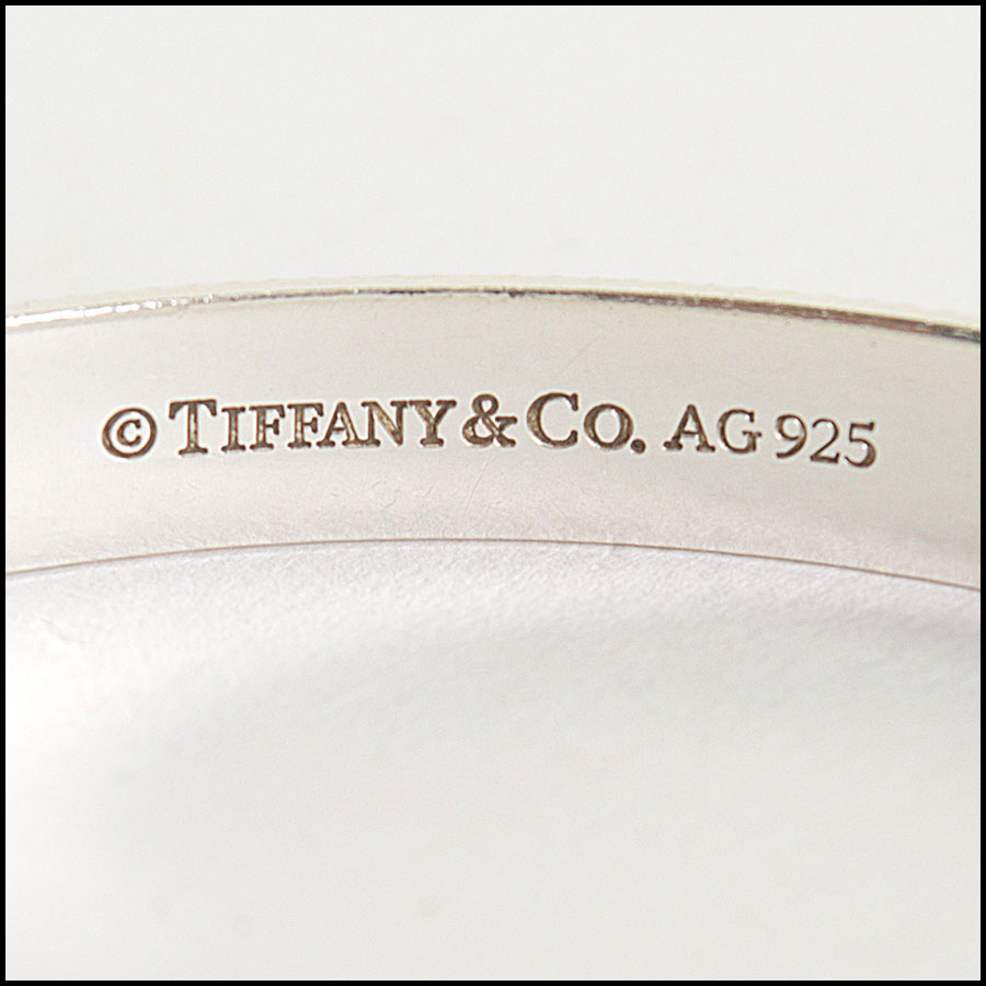 RDC10179 Tiffany & Co. I Love You Bangle tag 1